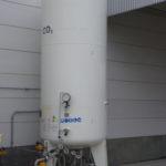 Tank weegsysteem