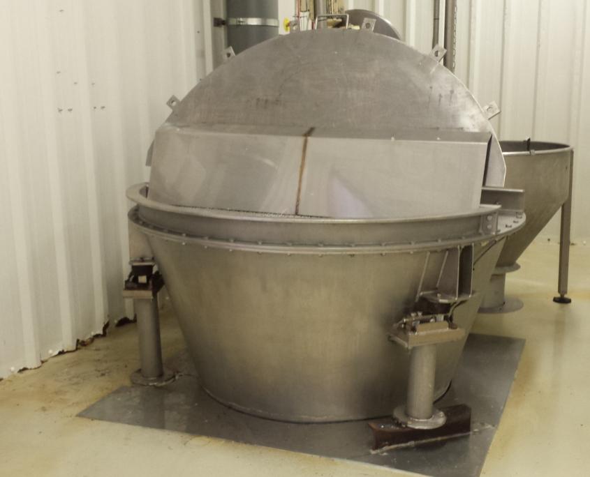 bunker weegsysteem
